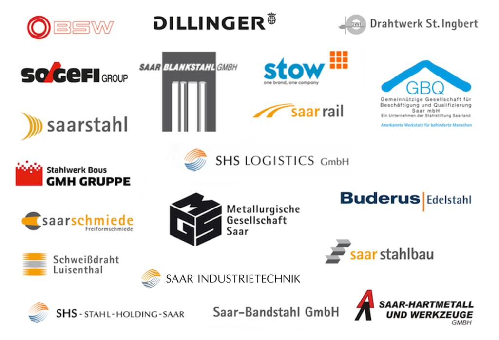 Mitglieder Logos